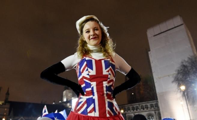 İngiltere'nin Avrupa Birliği üyeliği 47 yıl sonra noktalandı!