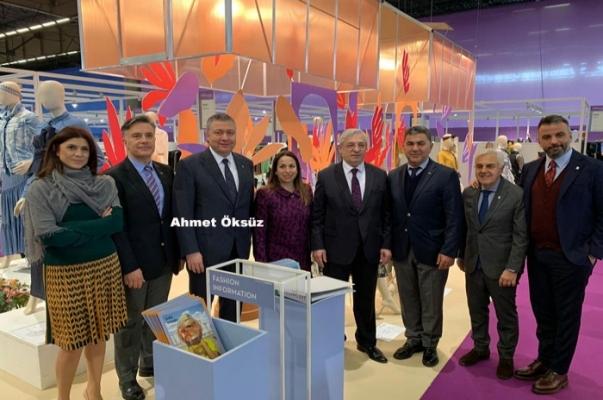 Türk tekstil sektörünün bu yılki hedefi 10 milyar doları aşmak