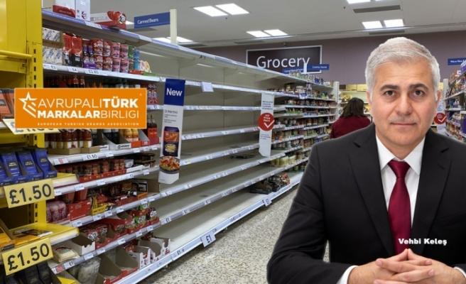 Avrupalı Türk Markalar Birliği: Gıda Sıkıntısı Sözkonusu Değil