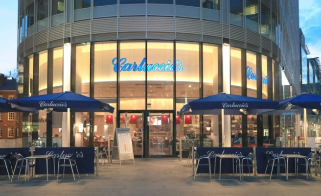 İngiltere'deki ünlü Carluccio's restoran zinciri iflas etti
