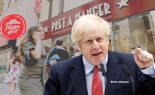 Krizin Kıyısındaki İngiliz Yeme-İçme Sektöründen Yardım Çığlığı