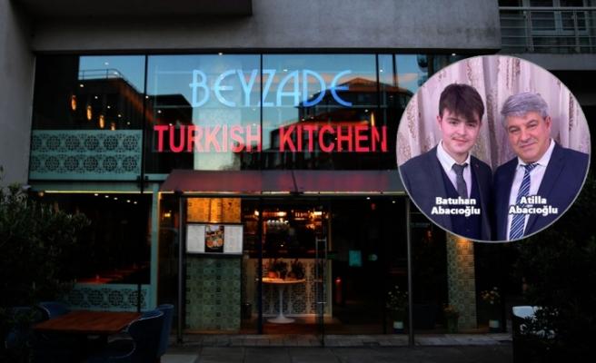 Londra'da Türk Mutfağının Parlayan Yıldızı; Beyzade