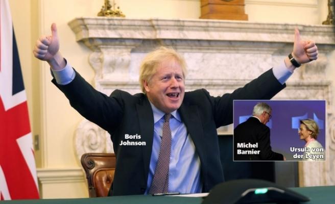 Avrupa Birliği İle İngiltere Ticaret Anlaşmasında Mutlu Son