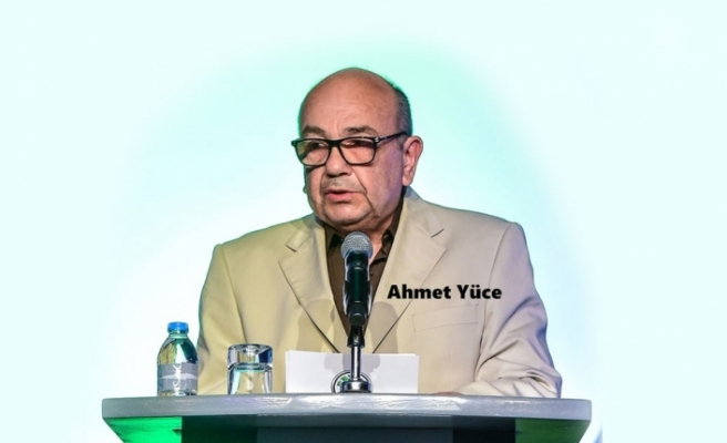 İş İnsanı Ahmet Yüce'ye Çekya'dan Liyakat Madalyası