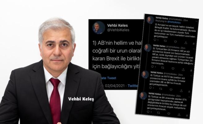 AB'nin 'Hellim' Tescili Birleşik Krallık'ı Bağlayıcı Değil!