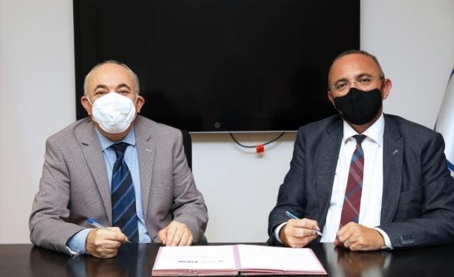 ENSİA, Yaşar Üniversitesi ile iş birliği protokolü imzaladı