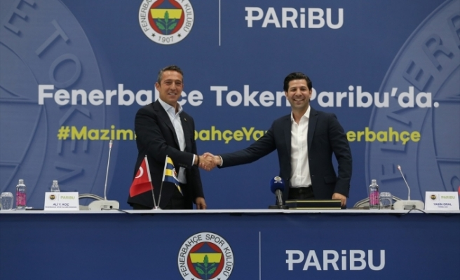 Fenerbahçe Kulübü ile Paribu arasındaki ortaklık projesi
