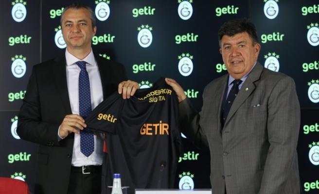 Galatasaray, Getir firmasıyla sponsorluk anlaşması imzaladı