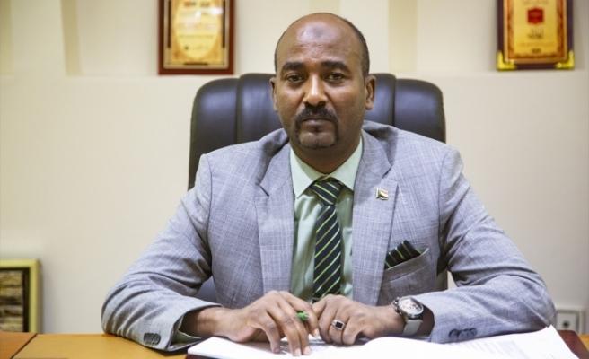 Sudan Hayvancılık Bakanı Abdunnebi'den mesaj var