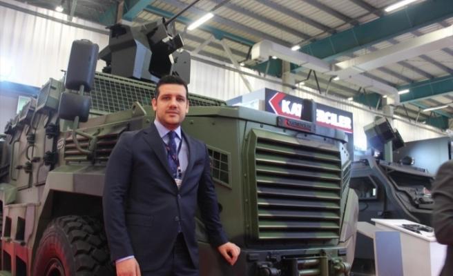 Türk savunma sanayisinden 2 yeni zırhlı araç
