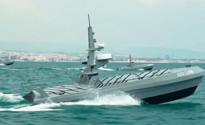 Türkiye'nin insansız deniz aracı sürüsü göreve hazırlanıyor