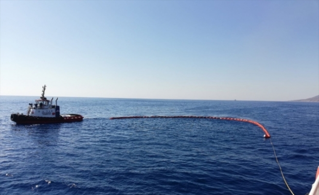 Akdeniz'de 20 bin kilometrekare alan tarandı