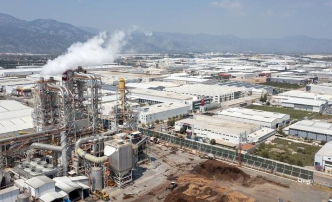 Antalya OSB'de rekor elektrik tüketimi