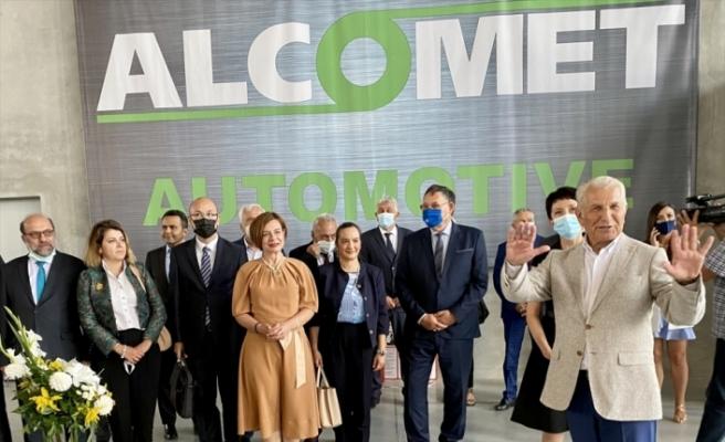 Bulgaristan'da Alcomet yeni üretim tesisini açtı