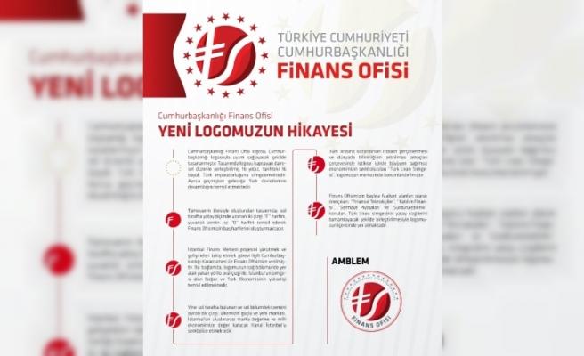 Cumhurbaşkanlığı Finans Ofisi logosu yenilendi