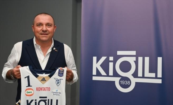Kiğılı, İtalya'nın Fortitudo Bologna kulübüne sponsor oldu
