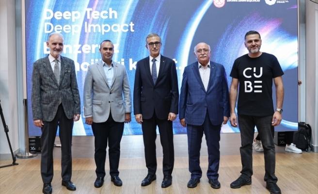 Teknopark İstanbul'un Cube Incubation'a yeni merkez