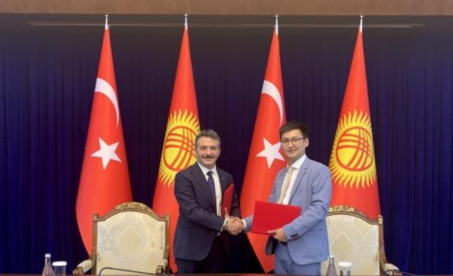 Türkiye, kamu-özel sektör deneyimlerini Kırgızistan'a aktaracak