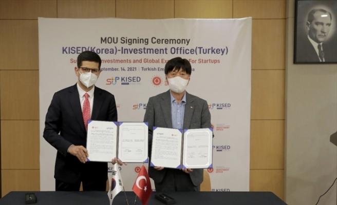 Kore ile mutabakat anlaşması imzalandı