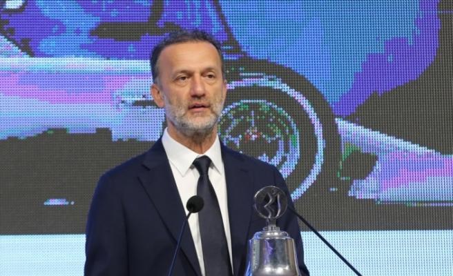 """Borsa İstanbul'da gong """"Formula 1 Rolex Turkish Grand Prix 2021"""" için çaldı"""