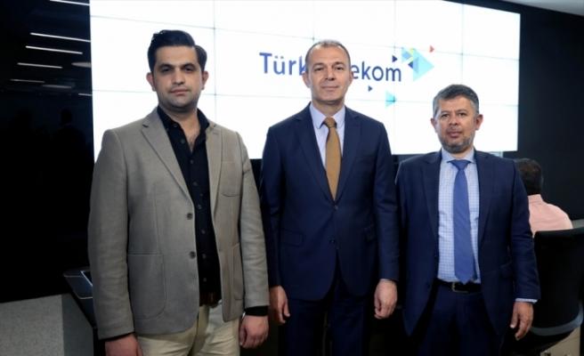 """Türk Telekom'dan """"uzaktan teknik destek"""""""