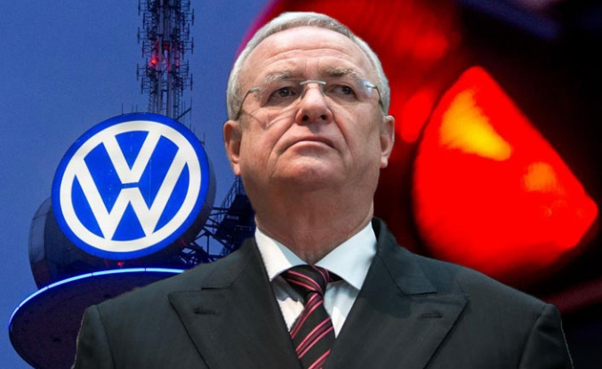 Volkswagen'ın Eski CEO'su Martin Winterkorn'un Başı Dertte