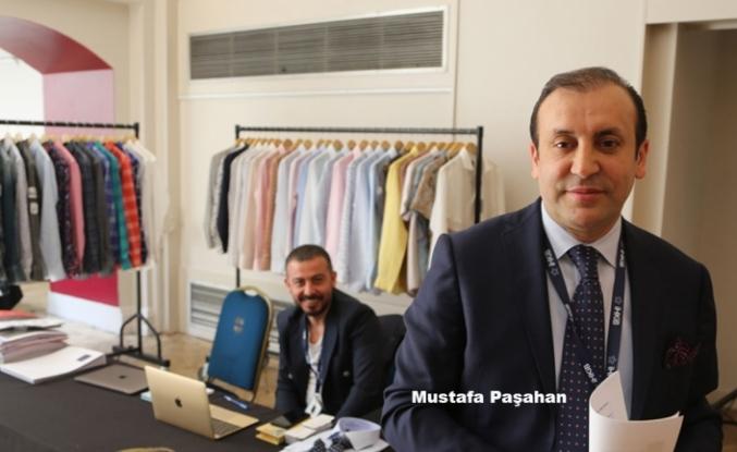 Türk gömlek sektörü Londra'da tanıtıldı