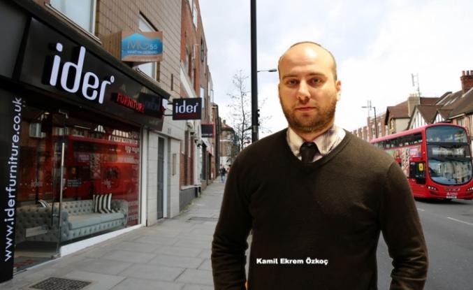 İder Mobilya İngiltere'deki İlk Mağazasını Londra'da Açtı