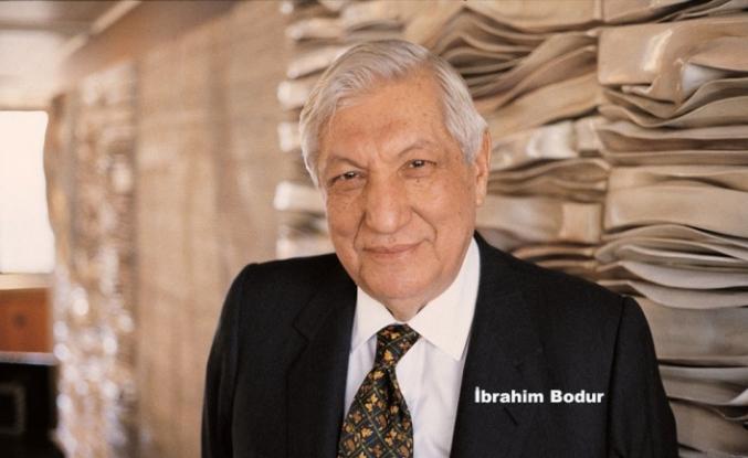 İbrahim Bodur vefat yıldönümünde değerleriyle anılıyor