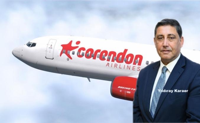 Corendon Havayolları'nın, Avrupa - Antalya Seferleri Başladı
