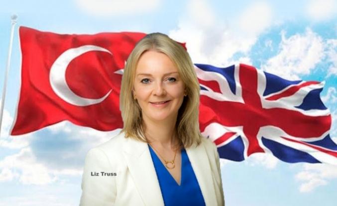 İngiliz Bakan'dan 'İngiltere-Türkiye Ticaret Anlaşması' Mesajı