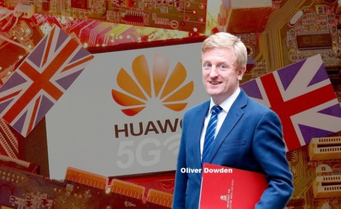 İngiliz hükümeti Huawei'yi 5G altyapısından çıkarıyor