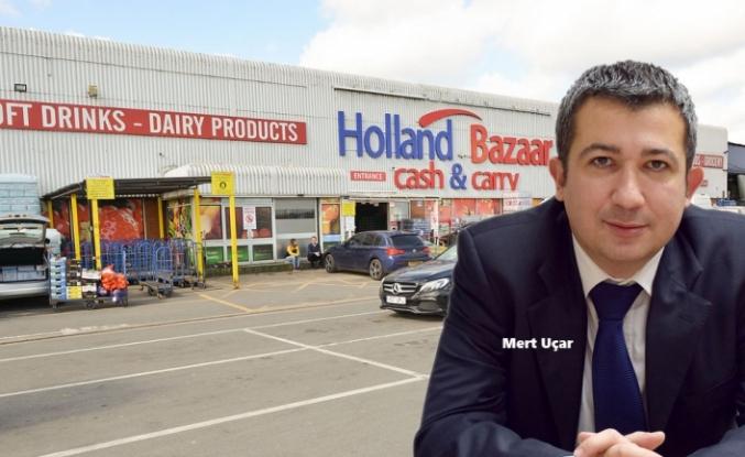 Holland Bazaar, İngiltere'nin En Büyük 30 Toptancısı Listesinde