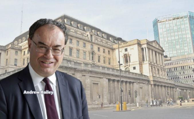 Merkez Bankası Başkanı Bailey, İngiltere Ekonomisinin Toparlanacağı Tarihi Verdi